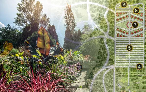 découvrez le jardin universitaire roger van den hende jardin roger